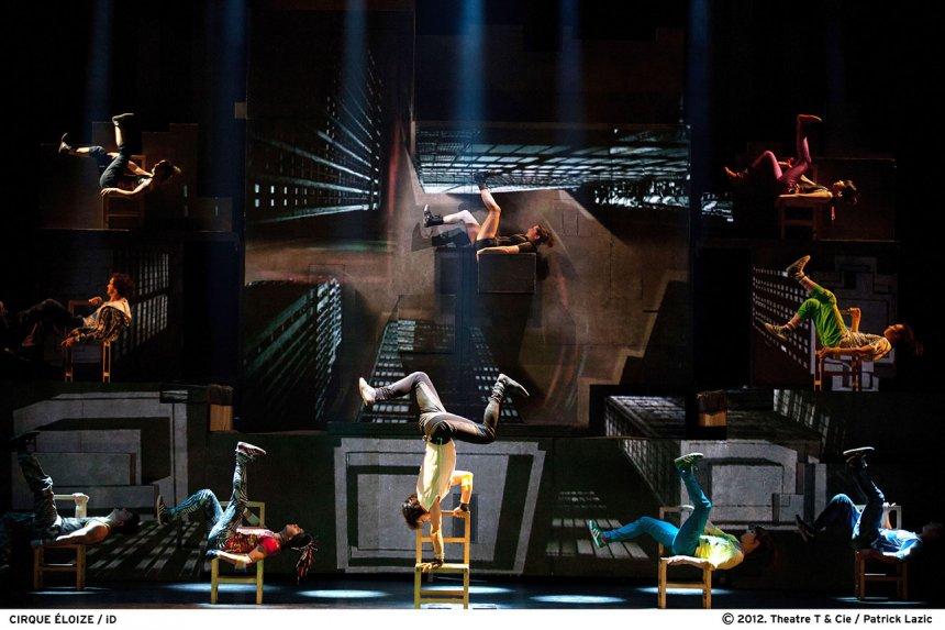 Cirque Éloize iD Cape Town